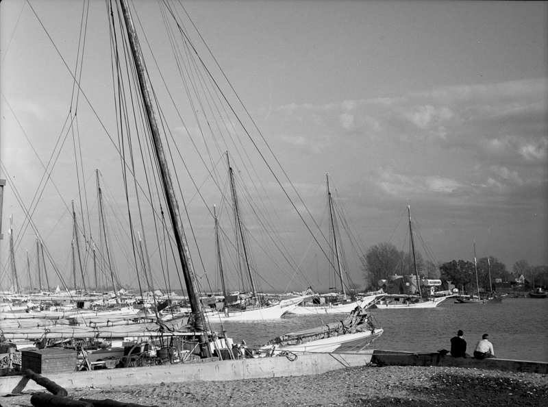 Annapolis Maryland, Skipjacks and Emma C. Berry